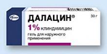 Упаковка Далацин (Dalacin)