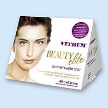 Упаковка Витрум Бьюти Элит (Vitrum Beauty Elite)