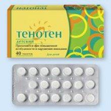 Упаковка Тенотен детский ()