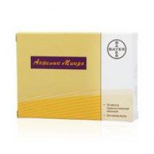 Упаковка Анжелик Микро (Angeliq Micro)