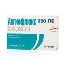 Упаковка Ангиофлюкс (Angioflux)