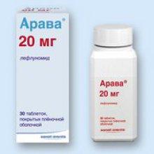 Упаковка Арава (Arava)