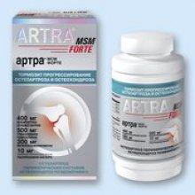 Упаковка Артра МСМ форте (ARTRA)