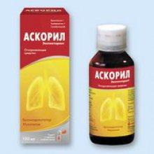 Упаковка Аскорил экспекторант (Ascoril expectorant)
