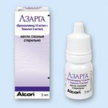 Упаковка Азарга (Azarga)