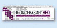 Упаковка Троксевазин Нео (Troxevasin Neo)