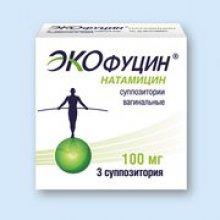 Упаковка Экофуцин (Ecofucin)