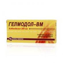 Упаковка Гелмодол-ВМ (Gelmodol-VM)