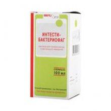 Упаковка Интести-бактериофаг (Intesti-bacteriofag)