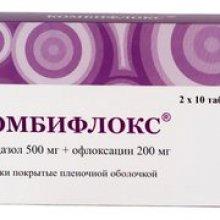 Упаковка Комбифлокс (Kombifloks)