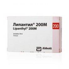 Упаковка Липантил 200 М (Lipanthyl 200 M)