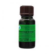 Упаковка Бриллиантовый зеленый (Viride nitens solution in ethanol)